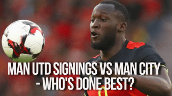 Manchester United Signings vs Manchester City in a Spending Bout