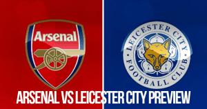 Arsenal v Leicester Tips