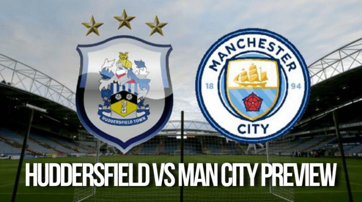 Huddersfield vs Manchester City prediction