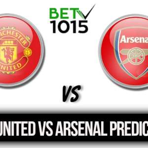 Manchester United vs Arsenal Prediction