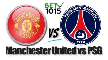 Manchester United vs Paris St Germain