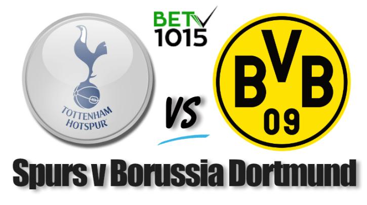 Tottenham Hotspur vs Borussia Dortmund Preview
