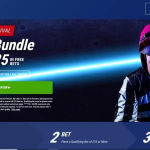Free bet if 2nd or 3rd to the SP Fav in All Cheltenham races