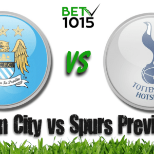 Manchester City vs Tottenham Predictions