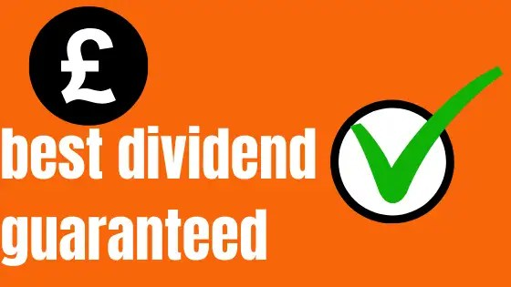Colossus Place 6 best dividend guaranteed