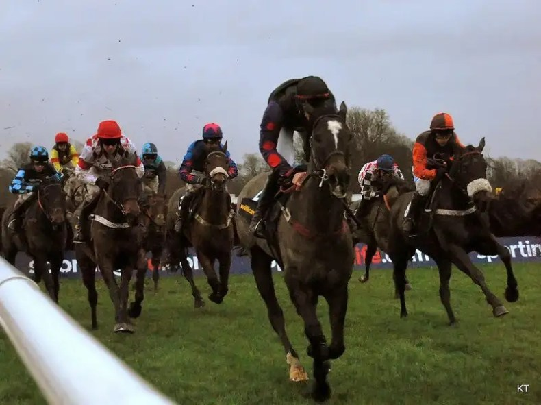 Who wins the King George V1 Chase at Kempton on Boxing Day