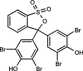 Bromophenol Blue (Free Acid), Fisher BioReagents Glass