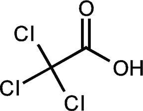 Trichloroacetic acid, 99+%, ACS reagent, ACROS Organics