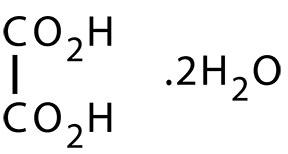 Oxalic acid dihydrate, 99.5+%, ACS reagent, ACROS Organics