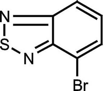 4-Bromo-2,1,3-benzothiadiazole, 97%, Maybridge Amber Glass