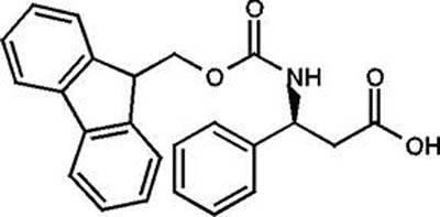 FMOC-D-β-phenylalanine, 95%, ACROS Organics™ 1g; Glass