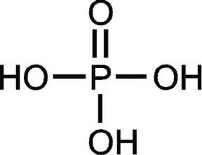 Phosphoric acid, pure, ACROS Organics™ 100g; Glass bottle