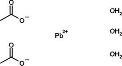 Lead(II) acetate trihydrate, 99+%, ACS reagent, ACROS