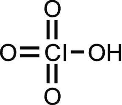 Perchloric Acid, ca. 70% Solution in Water, For analysis