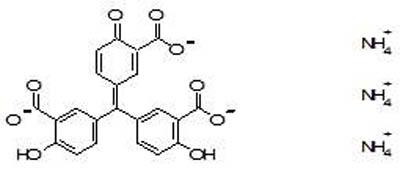 Aluminon, ACS reagent, ACROS Organics™ 100g Aluminon, ACS