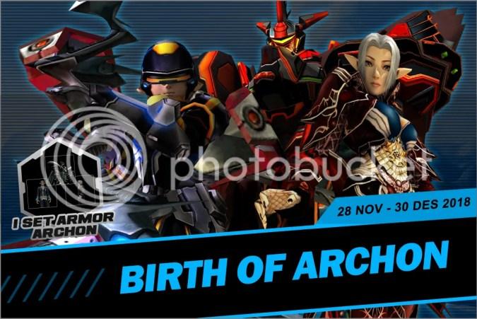 BIRTH OF ARCHON