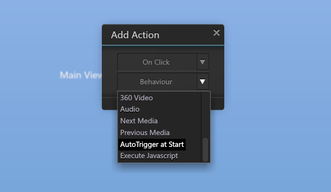 Autotrigger: A Way of Launching Actions automatically