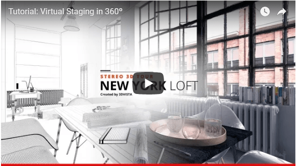 New Tutorial on Virtual Staging