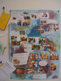 Projekt Farben  Bio Kids Kindertagessttten