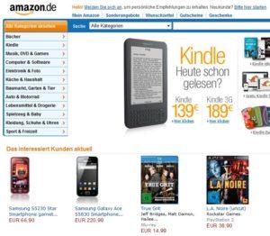 Amazon zieht nach Berlin.