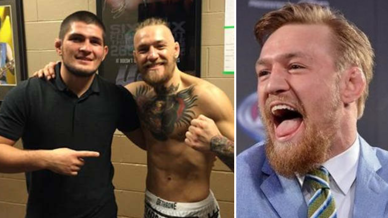 Bizarre Twitter Exchange Between Conor McGregor And Khabib Shows How Times Have Changed