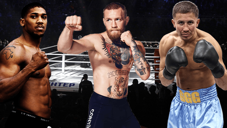 The Rest Of 2018 Is A Dream For Fight Fans
