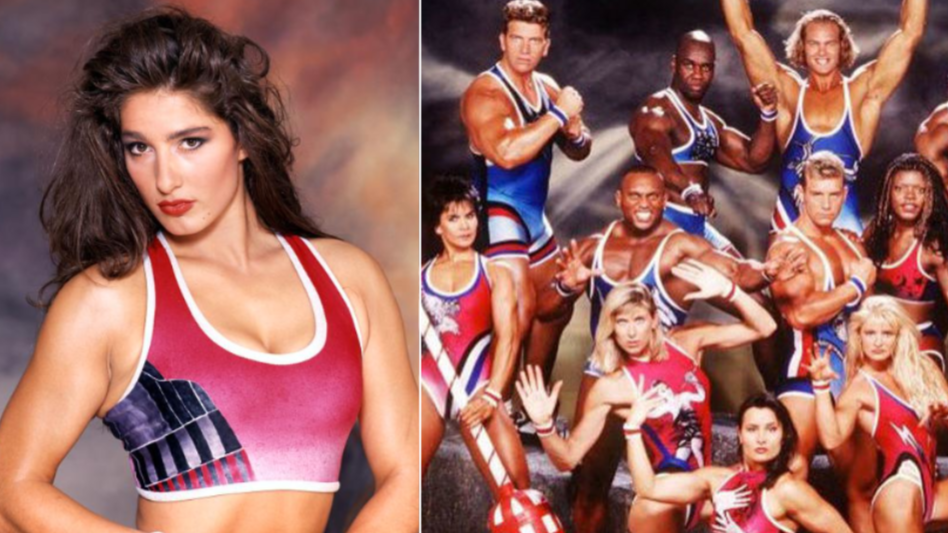 The Original 'Gladiators' Is 26 Years Old