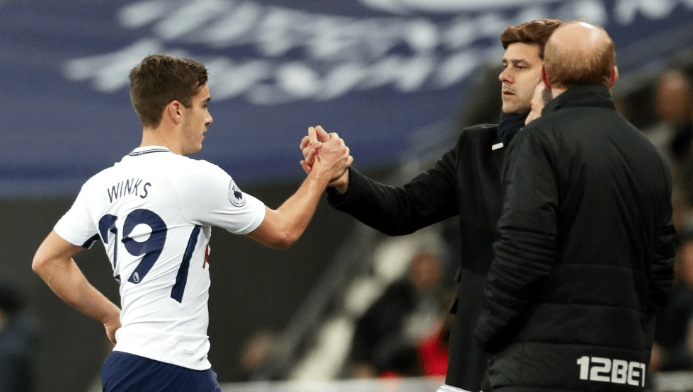Image result for pochettino harry winks