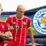 Leicester City Favourites To Sign Arjen Robben This Summer