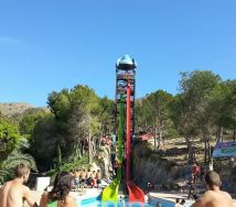 Of Largest Water Slides In World Opened