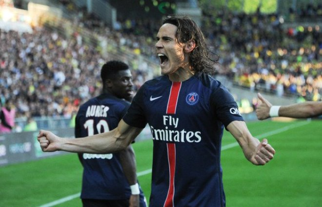 At least he's PSG's top scorer now. Image: PA Images.