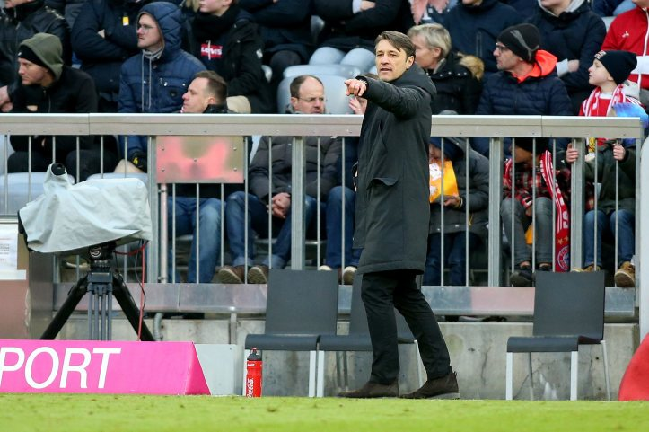 Kovac hasn't had a great start to life at Bayern. Image: PA Images