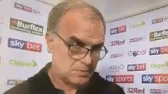 The Bizarre Interview Leeds United Boss Marcelo Bielsa Gave
