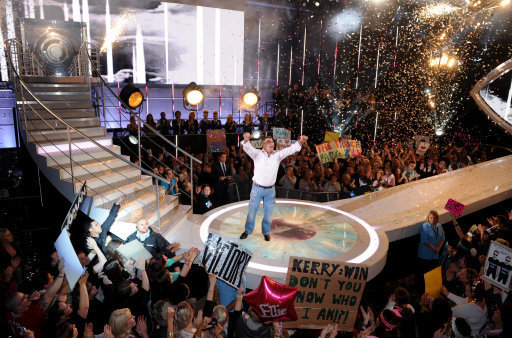 Paddy Doherty won Celebrity Big Brother back in 2011. Credit: PA