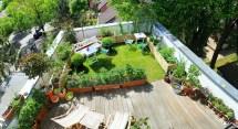 Tobias' Rooftop Garden In Berlin - Finegardening