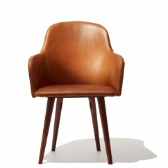 Dining Chair Leather Remy Side Review Alva