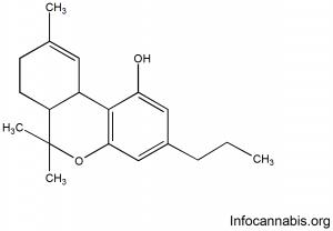Tetrahidrocannabivarina (THCV)