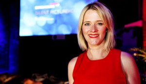 Edith Bowman at the British Airways Silent Picturehouse