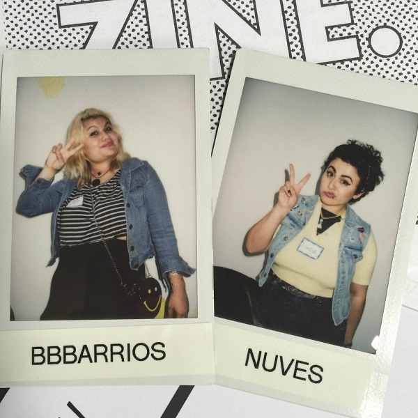 BB Barrios and Linda Nuves