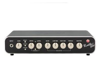 AMPLIFICADOR DE BAJO FENDER RUMBLE 800 HD 120V