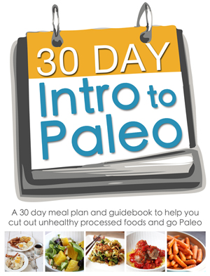 """The 30 Day Intro to Paleo eBook"
