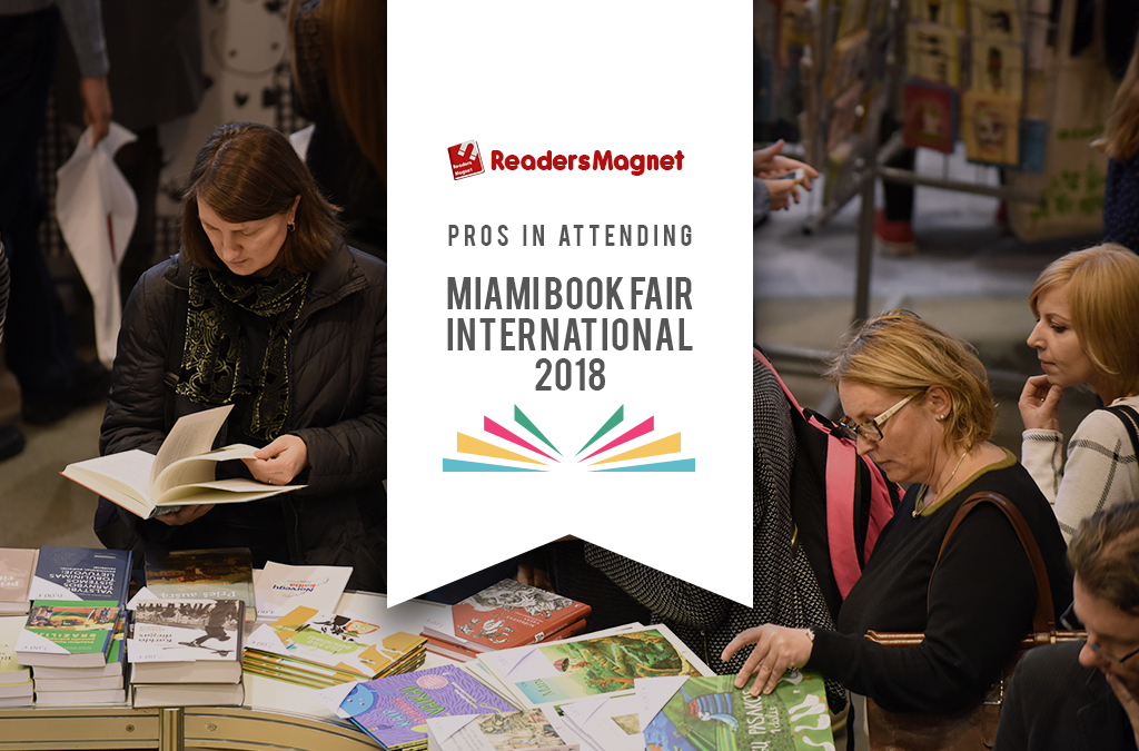 Pros in Attending the Miami Book Fair International