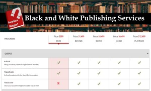 BLACK AND WHITE PUBLISHING SERVICES1