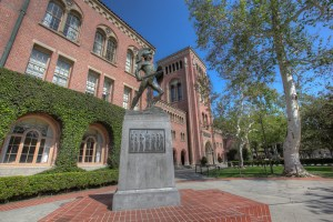 University of Southern California is home to LA Times Festival of Books since 2011