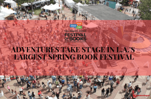 L.A.'s Largest Spring Book Festival