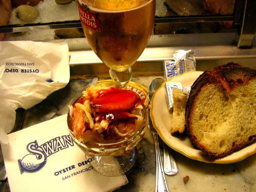 Best Crab Sandwich San Francisco