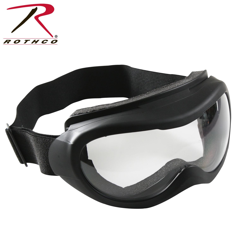 betaAmazon Rothco Black Windstorm Tactical Goggle
