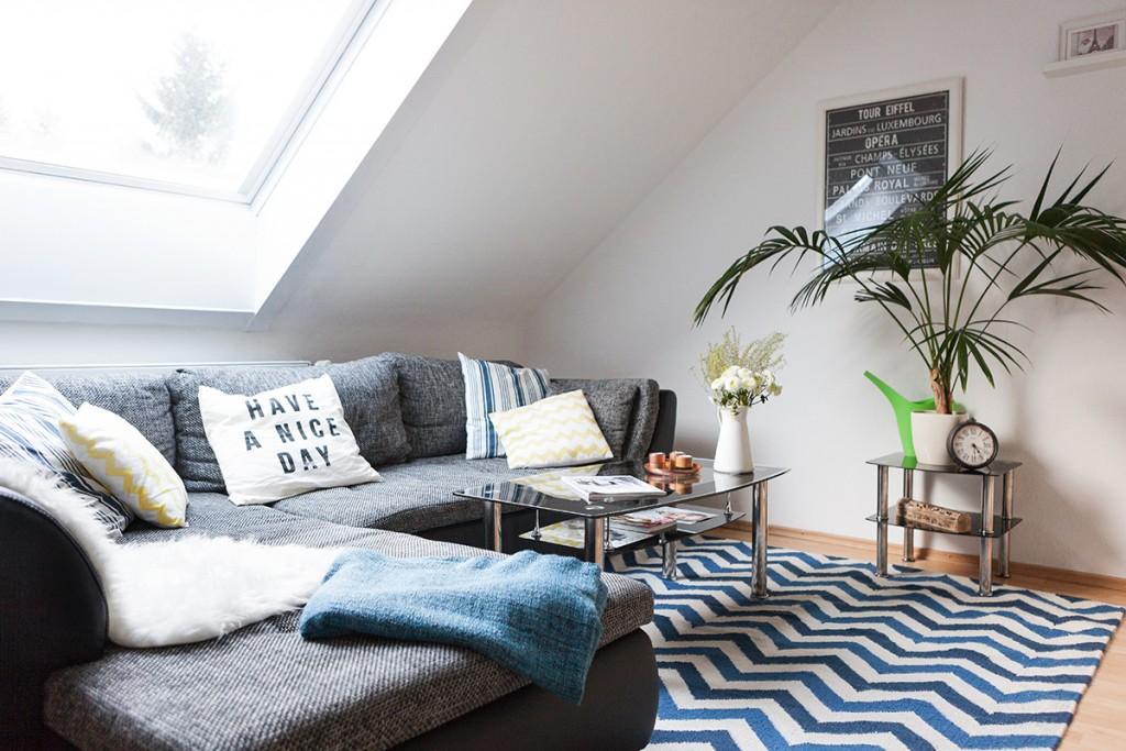 Interieur My Living Room  Tipps fr einen stressfreien