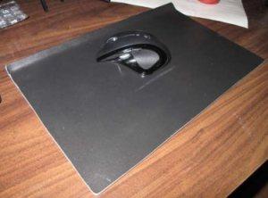 Diy Teflon Mouse Pad For Optical Mice Techcrunch