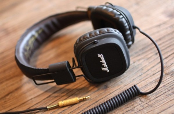 Review Marshall Major Headphones TechCrunch